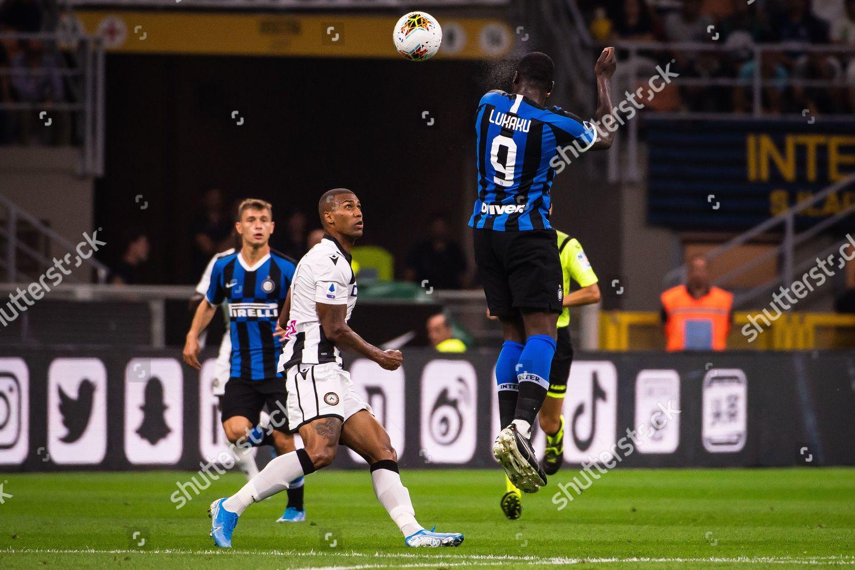 Romelu Lukaku Fc Internazionale Head Shot Editorial Stock Photo Stock Image Shutterstock