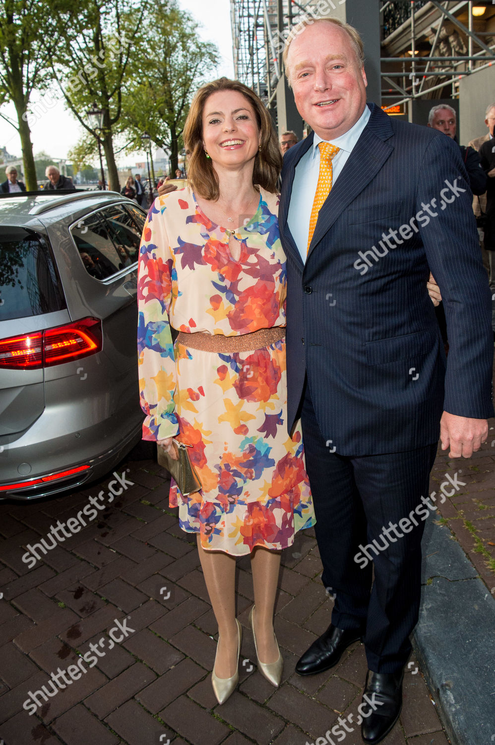 Stock photo of Princess Irene 80th birthday celebrations, Amsterdam, Netherlands - 16 Sep 2019