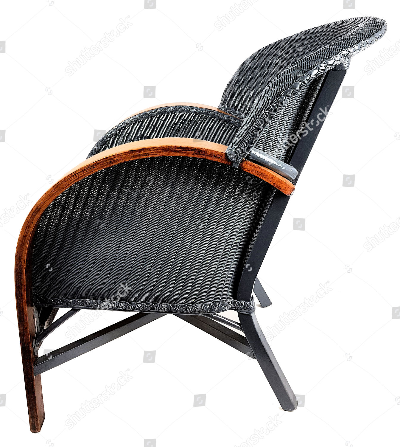 Chair That Featured On Cover Oasis Album Editorial Stock