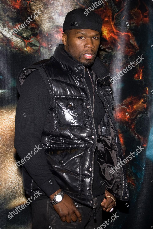 Curtis 50 Cent Jackson Editorial Stock Photo - Stock Image