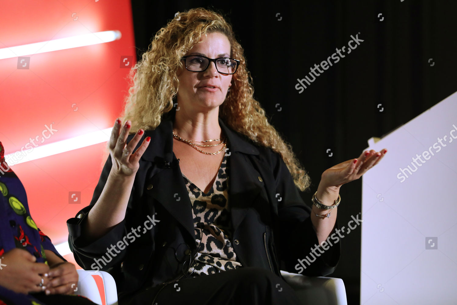 Stock photo of Social Shorts: Q and A with Leading Minds in Social Media seminar, Advertising Week New York, AMC Lincoln Square, New York, USA - 23 Sep 2019