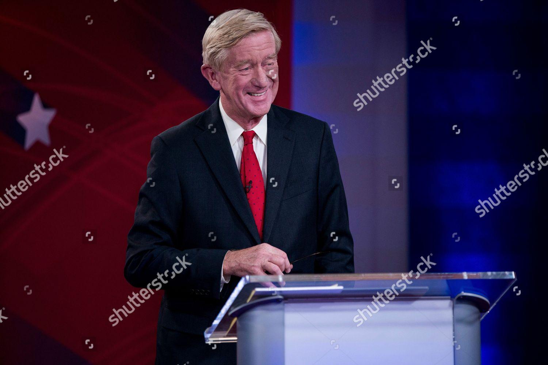 New York Election 2020.Republican Presidential Candidate Former Massachusetts Gov