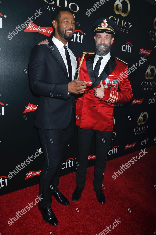 ภาพสต็อกของ The 60th Annual Clio Awards, Arrivals, New York, USA - 25 Sep 2019