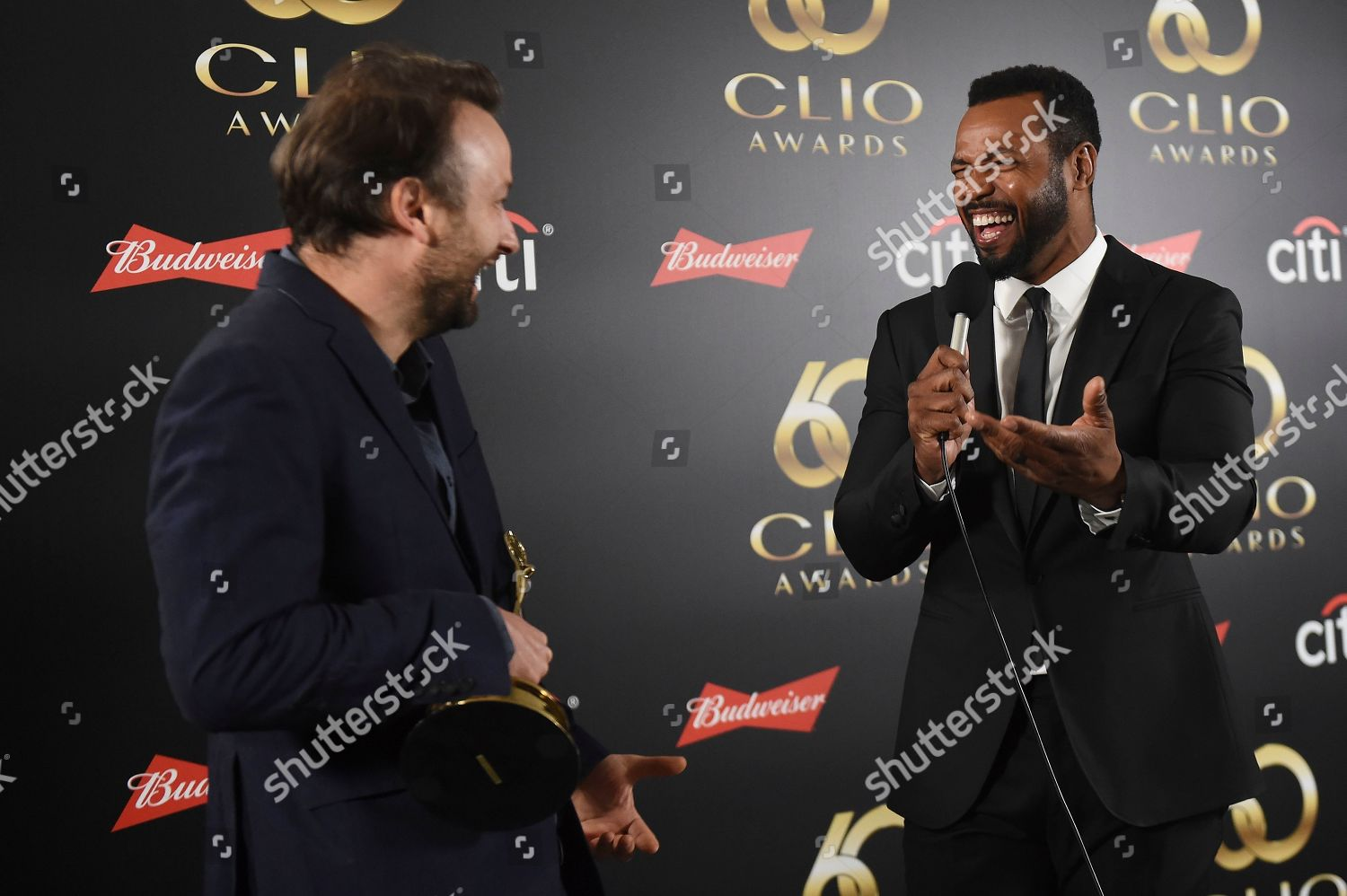 Stock-foto af 2019 Clio Awards 60th Anniversary, New York, USA - 25 Sep 2019