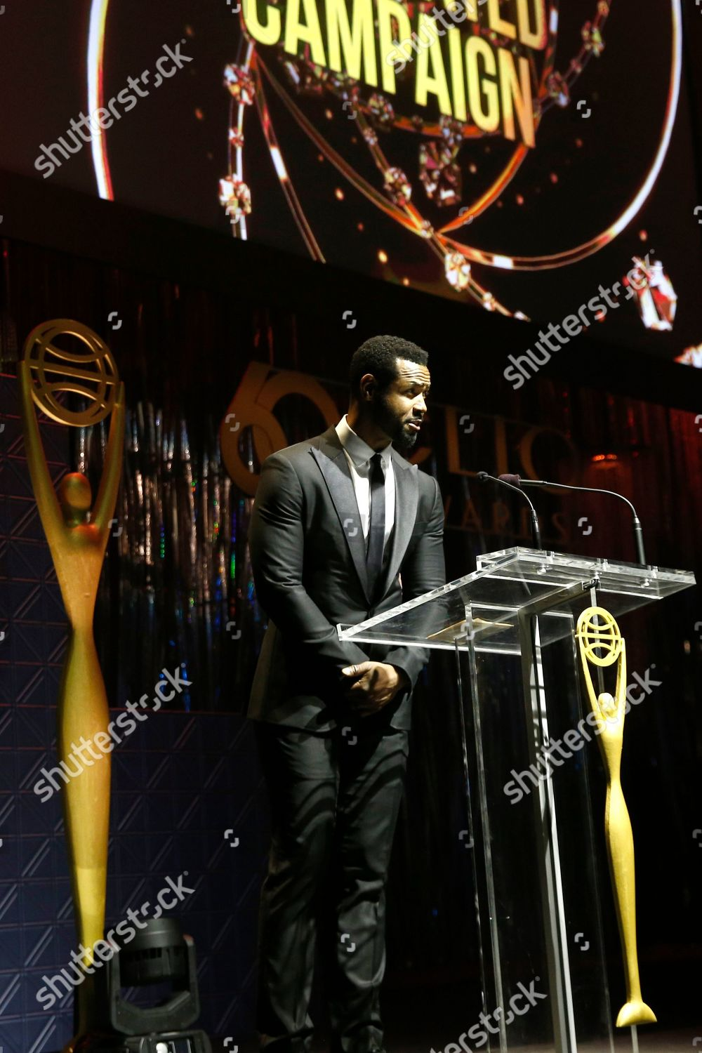 Foto stock a tema 2019 Clio Awards 60th Anniversary, New York, USA - 25 Sep 2019