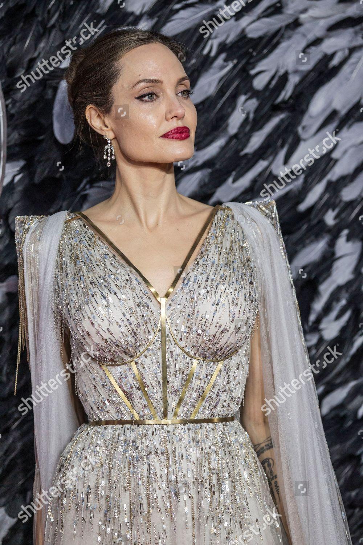 Angelina Jolie Editorial Stock Photo Stock Image