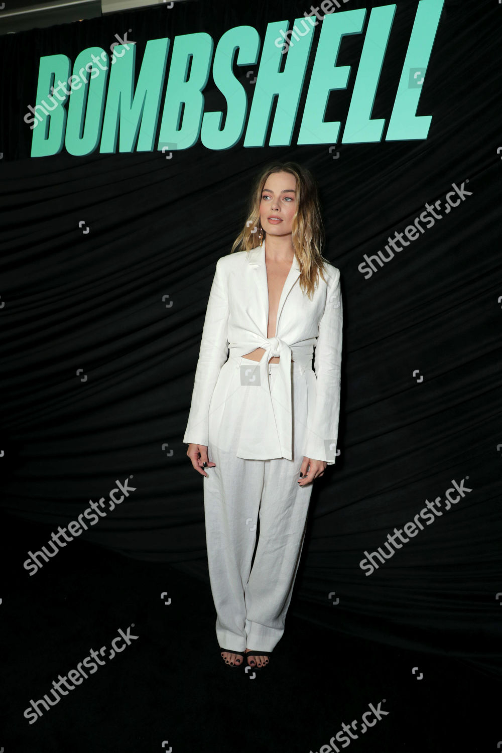 Margot Robbie Attends Lionsgates Bombshell Special Screening Editorial Stock Photo Stock Image Shutterstock