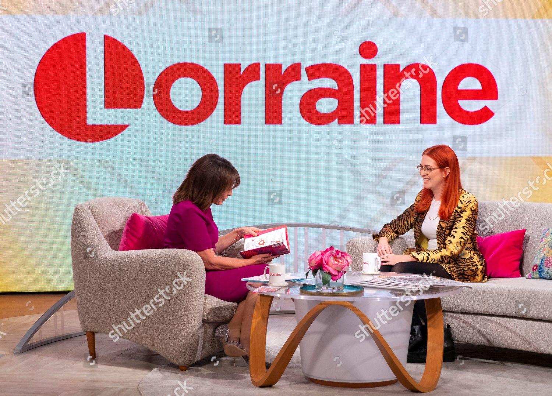 Lorraine Kelly Flo Perry Foto Editorial En Stock Imagen En Stock Shutterstock