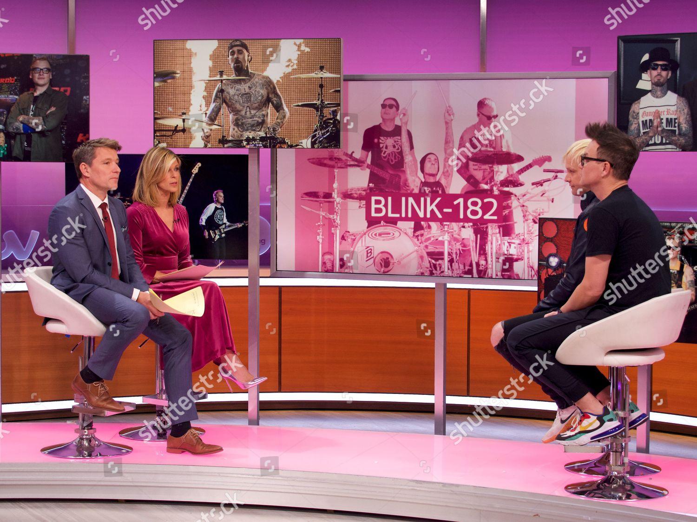 Stock photo of 'Good Morning Britain' TV show, London, UK - 18 Oct 2019