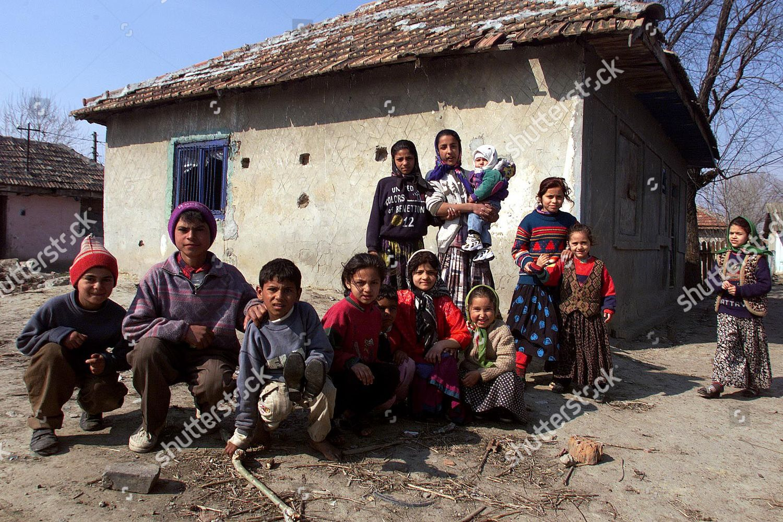 Bucharest Village Tandarei House Beggar Dorinuta Constantin