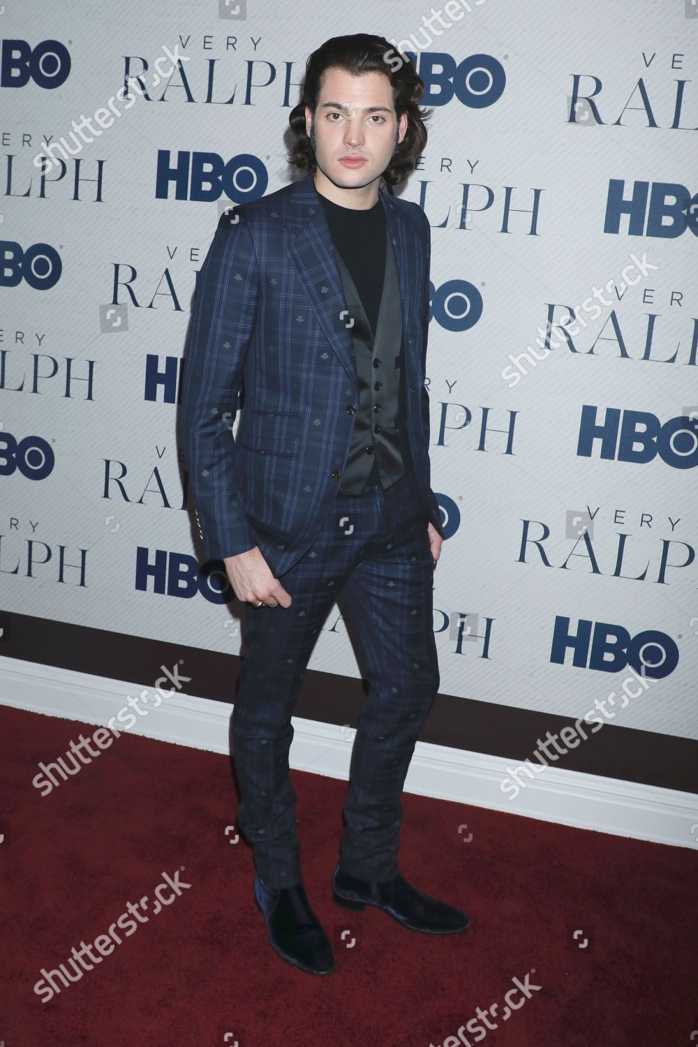 Stock photo of 'Very Ralph' film premiere, Arrivals, The Metropolitan Museum of Art, New York, USA - 23 Oct 2019
