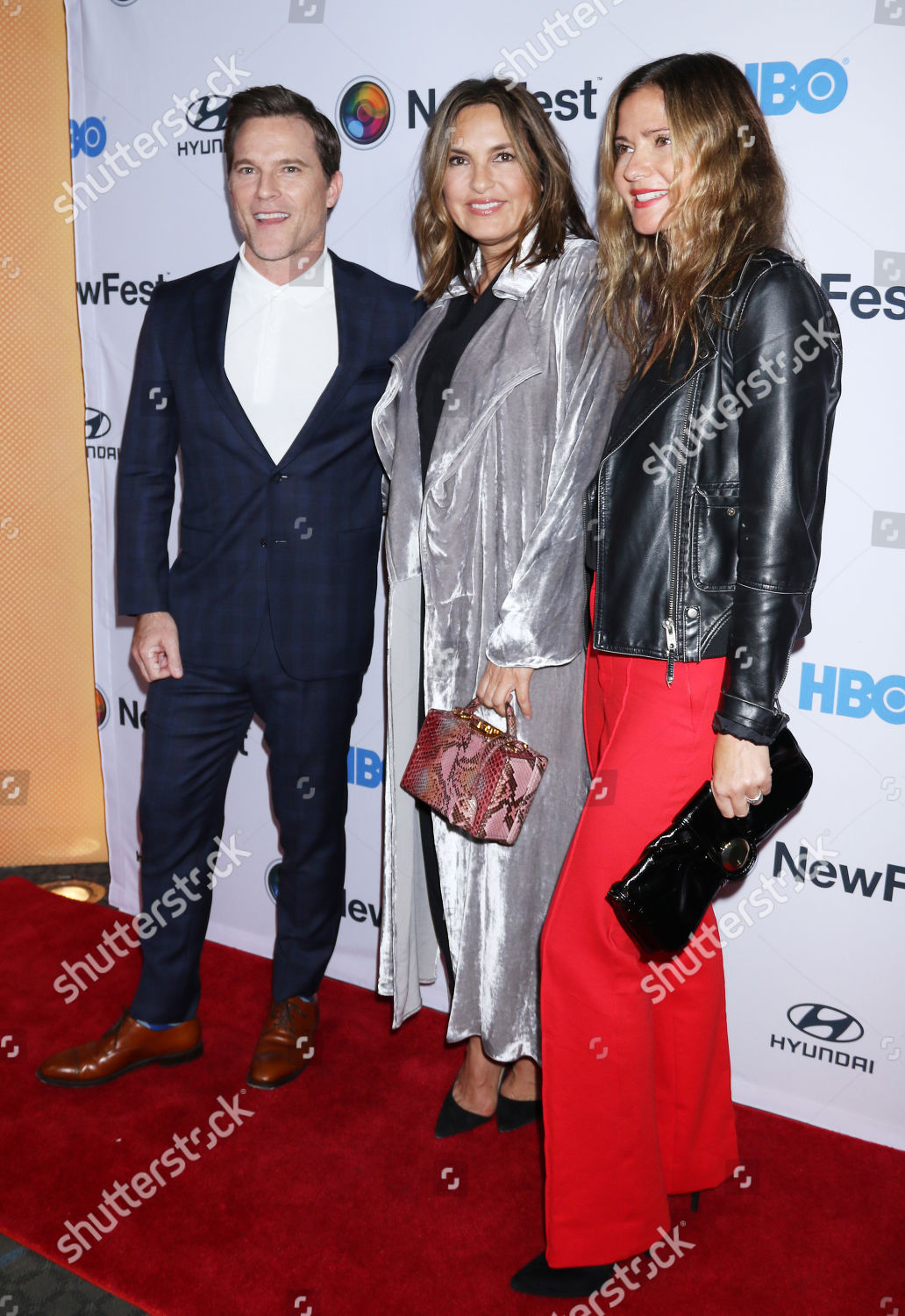 Stock photo of 'Sell By' film screening, Arrivals, New York LGBTQ Film Festival, USA - 23 Oct 2019