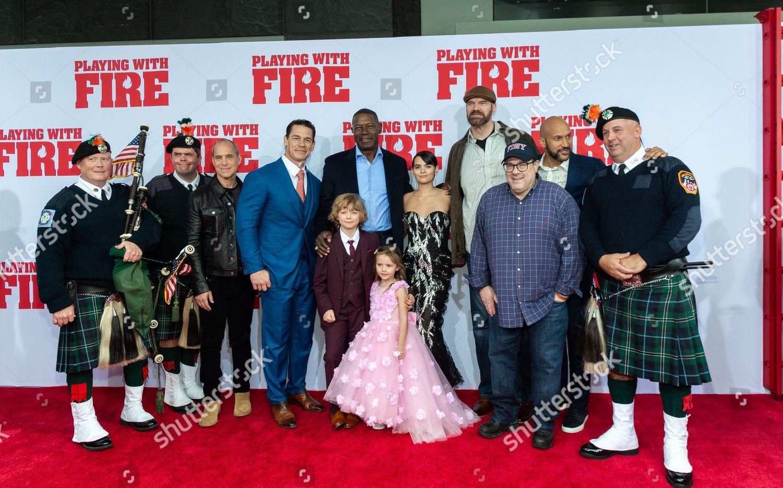 John Cena Dennis Haysbert Christian Convery Finley Editorial