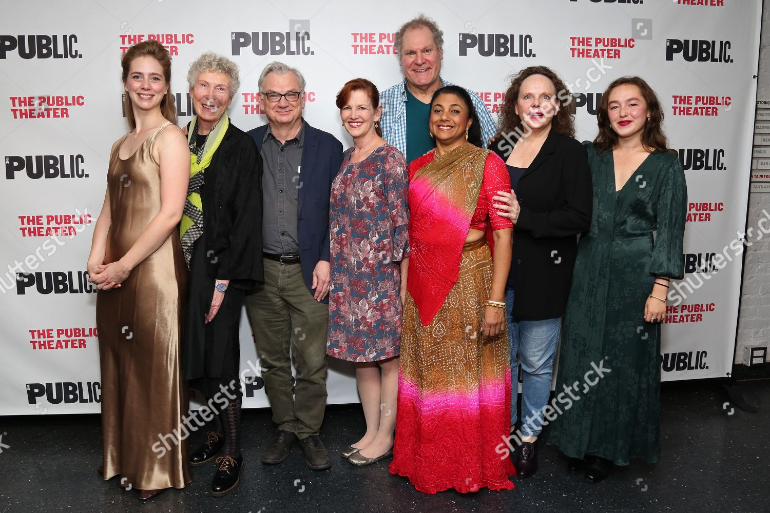 Stock photo of 'The Michaels' Off Broadway opening night, New York, USA - 27 Oct 2019