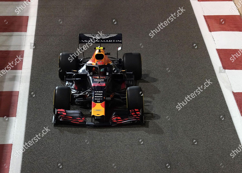 Alexander Albon Gbr23 Aston Martin Red Bull Redaktionelles Stockfoto Stockbild Shutterstock
