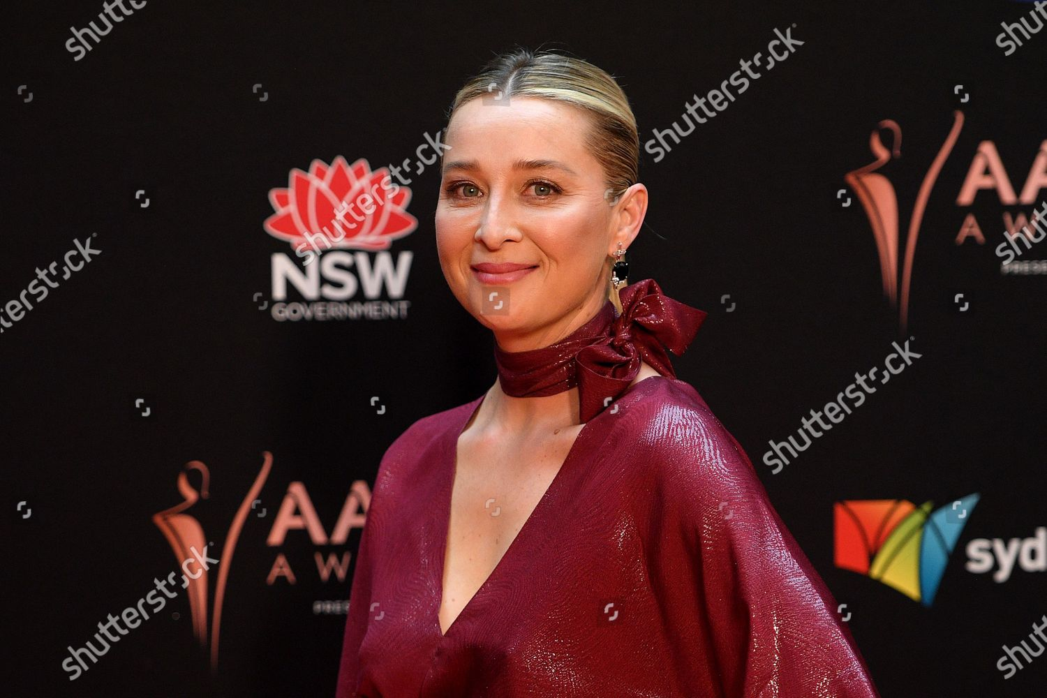 Asher Keddie Arrives 2019 Australian Academy Cinema Editorial Stock Photo Stock Image Shutterstock