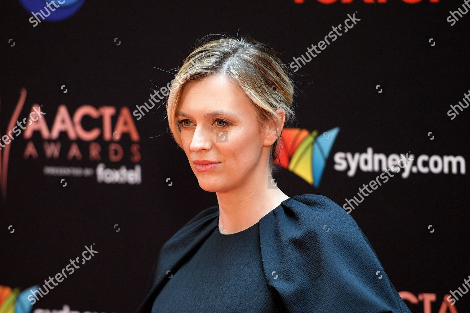 Gracie Otto Arrives 2019 Australian Academy Cinema Editorial Stock Photo Stock Image Shutterstock