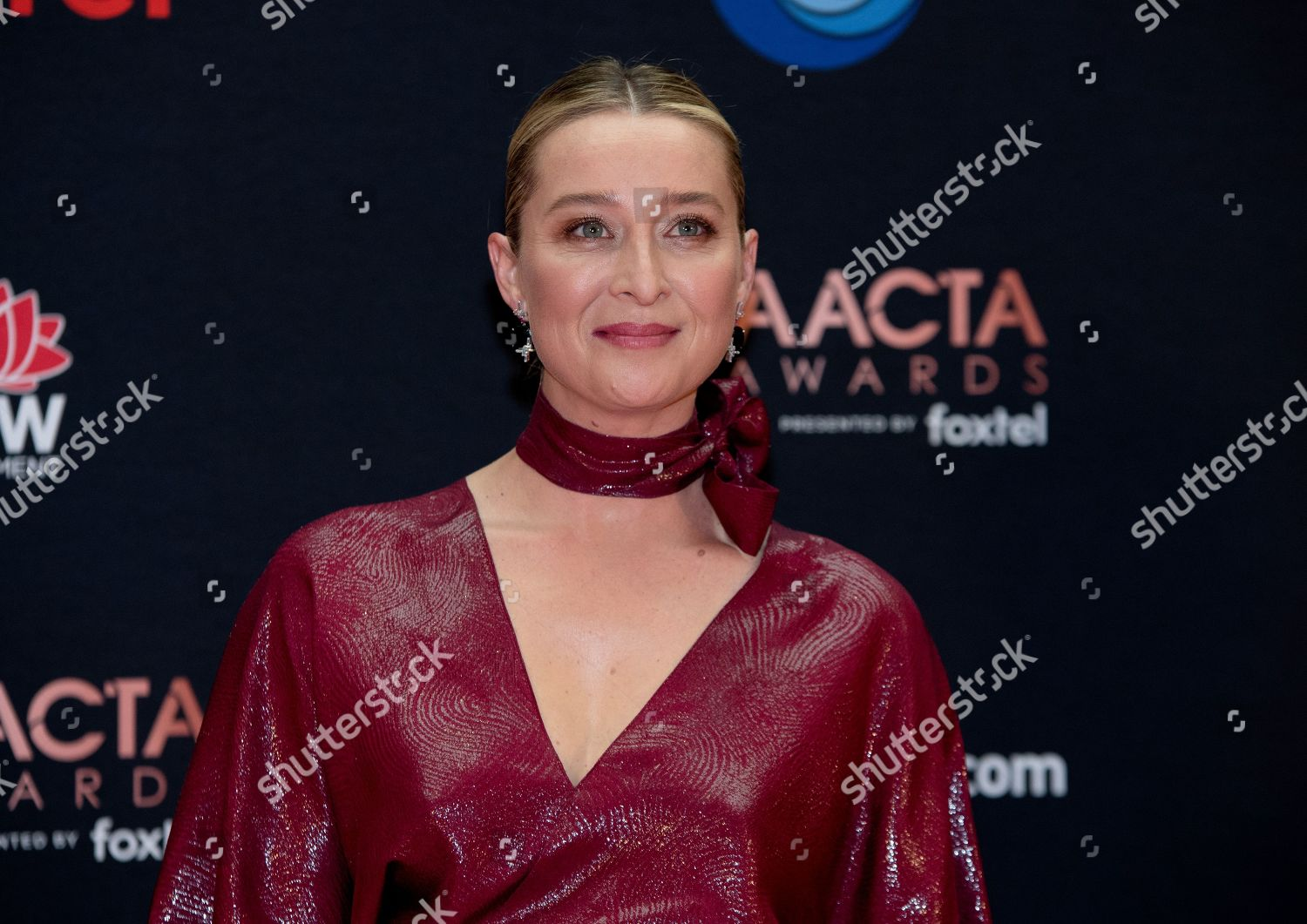 Asher Keddie Editorial Stock Photo Stock Image Shutterstock