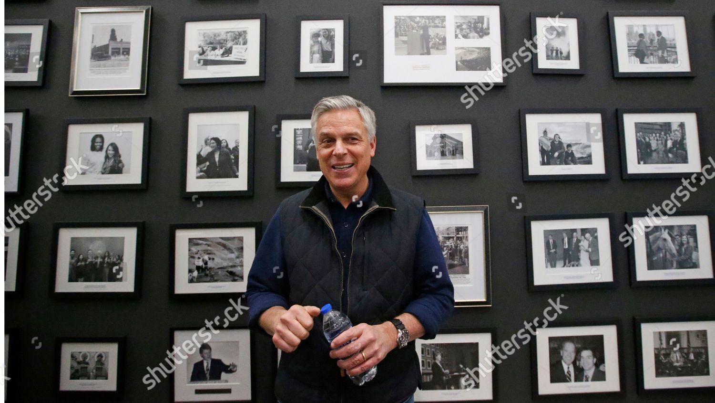 Stock photo of AP Interview Jon Huntsman, Salt Lake City, USA - 05 Dec 2019