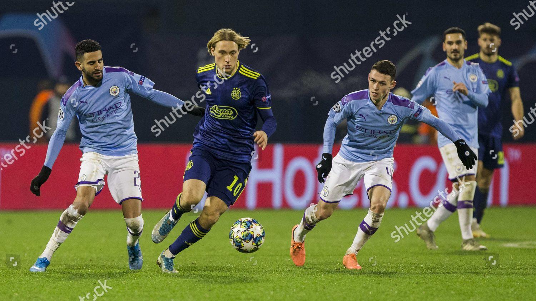 Lovro Majer Dinamo Zagreb Action Against Riyad Editorial Stock Photo Stock Image Shutterstock