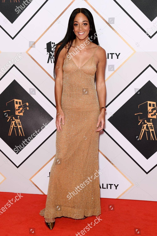Am Katarina Model katarina johnsonthompson editorial stock photo - stock image