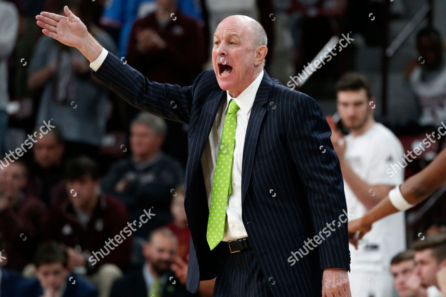 Mississippi State Head Coach Ben Howland Calls Editorial