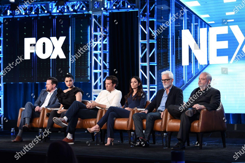 Stock photo of Fox TCA Winter Press Tour, Panels, Los Angeles, USA - 07 Jan 2020