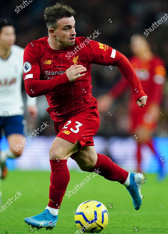 Xherdan Shaqiri Liverpool Editorial Stock Photo Stock Image Shutterstock