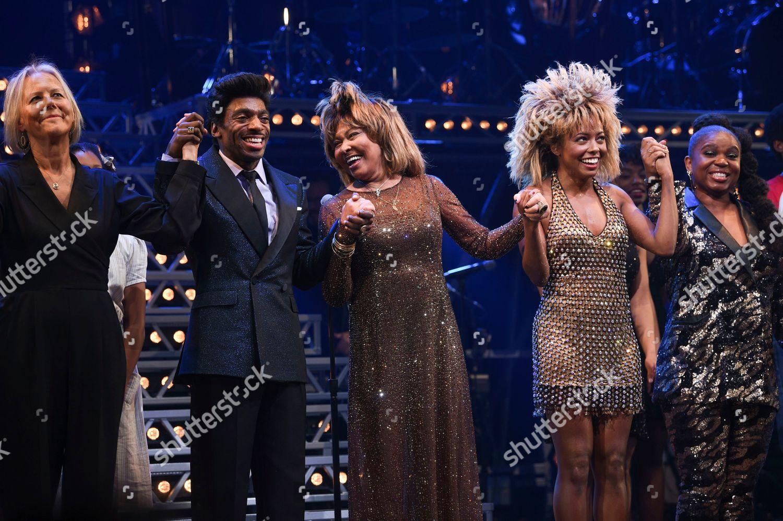 Stock photo of 'Tina ' The Tina Turner Musical' Broadway Opening Night, New York, USA - 07 Nov 2019
