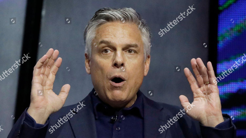 Stock photo of Elections 2020 Governor Utah, Salt Lake City, USA - 31 Jan 2020