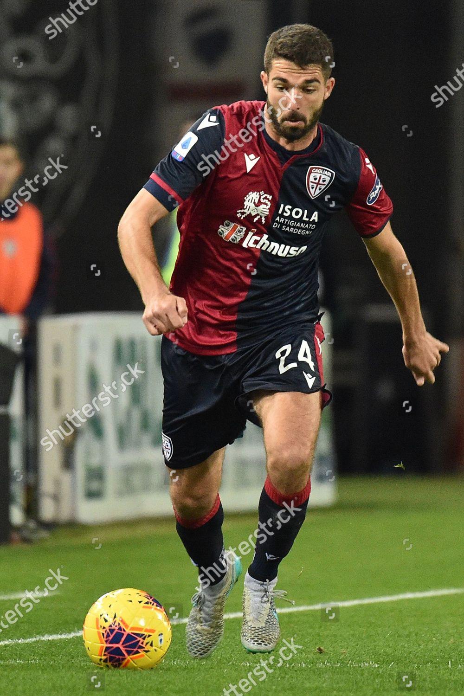 Paolo Farago Cagliari Calcio Editorial Stock Photo Stock Image Shutterstock