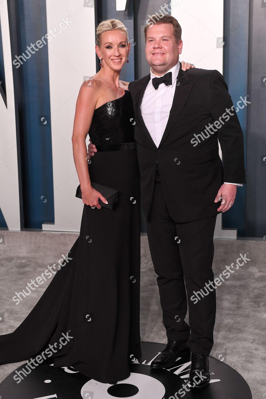 Stock photo of Vanity Fair Oscar Party, Arrivals, Los Angeles, USA - 09 Feb 2020
