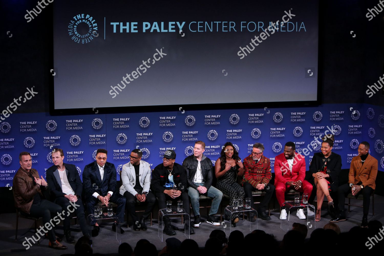 Stock photo of PaleyLive NY: Power Series Finale Celebration, Panel, New York, USA - 07 Feb 2020