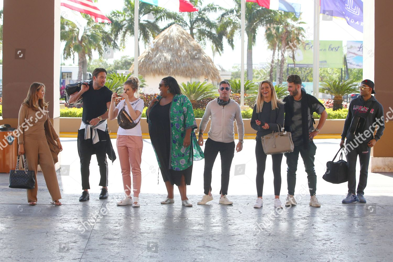 Stock photo of 'Celebs Go Dating' TV Show, Hard Rock Hotel, Punta Cuna, Domincan Republic - 08 Feb 2020