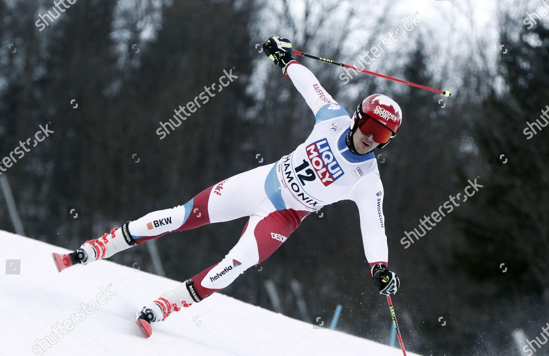 Loic Meillard Switzerland Action During Mens Parallel Editorial Stock Photo Stock Image Shutterstock