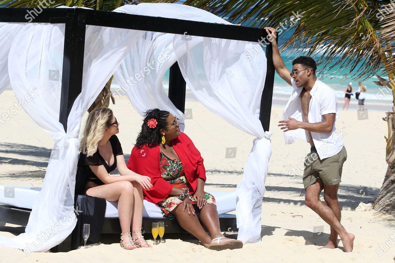 Stock photo of Exclusive - 'Celebs Go Dating' TV Show, Hard Rock Hotel, Punta Cuna, Domincan Republic - 09 Feb 2020