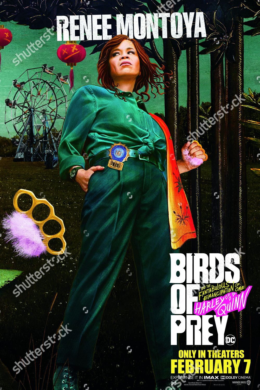 Birds Prey Fantabulous Emancipation One Harley Quinn Editorial Stock Photo Stock Image Shutterstock