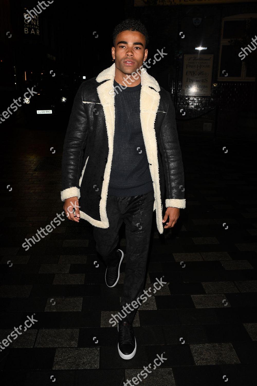 Stock photo of 'Celebs Go Dating' TV show, Press Launch, Ham Yard Hotel, London, UK - 19 Feb 2020