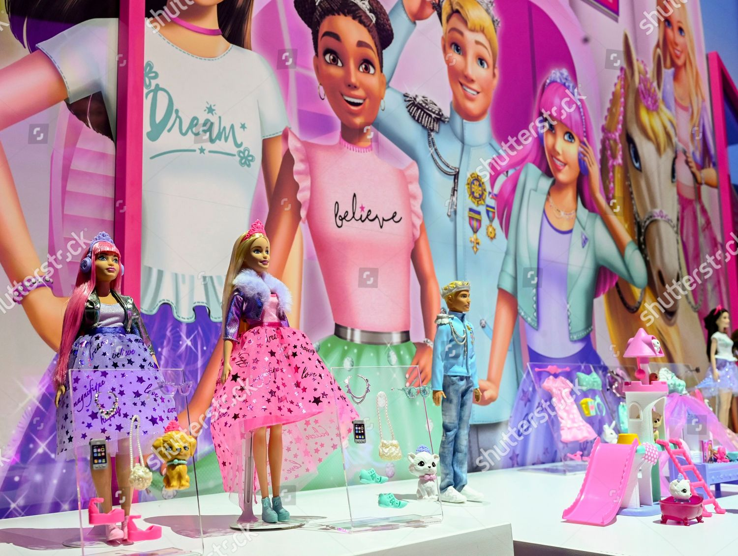 Barbie Princess Adventure all new musical sing Editorial Stock ...