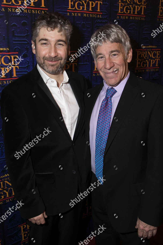 Stock photo of 'The Prince of Egypt' arrivals, Gala Night, London, UK - 25 Feb 2020
