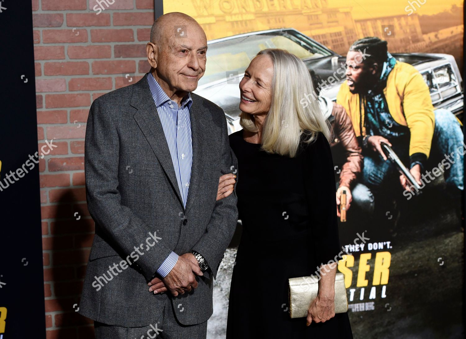 Alan Arkin Suzanne Arkin Alan Arkin Cast Editorial Stock Photo Stock Image Shutterstock
