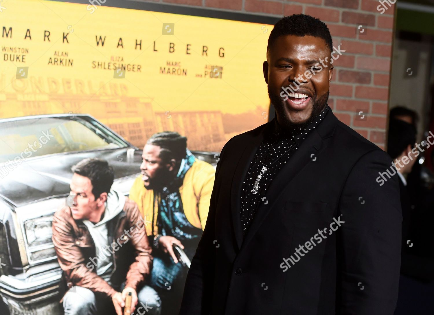 Winston Duke Cast Member Netflix Film Spenser Editorial Stock Photo Stock Image Shutterstock