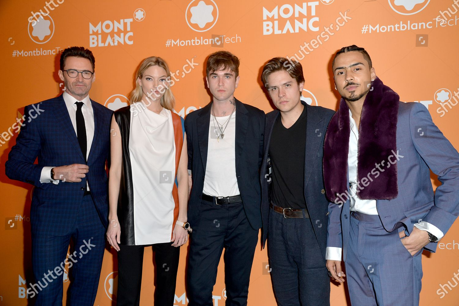 Stock photo of Montblanc MB 01 Smart Headphones & Summit 2+ Launch Party, New York, USA - 10 Mar 2020