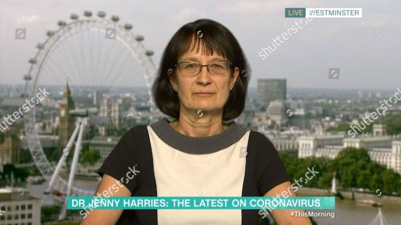 Dr Jenny Harries Foto editorial en stock; Imagen en stock ...