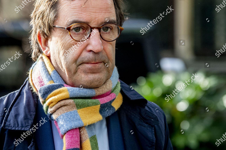 Hague Diederik Gommers Anaesthesiologistintensivist Erasmus Mc Will Editorial Stock Photo Stock Image Shutterstock
