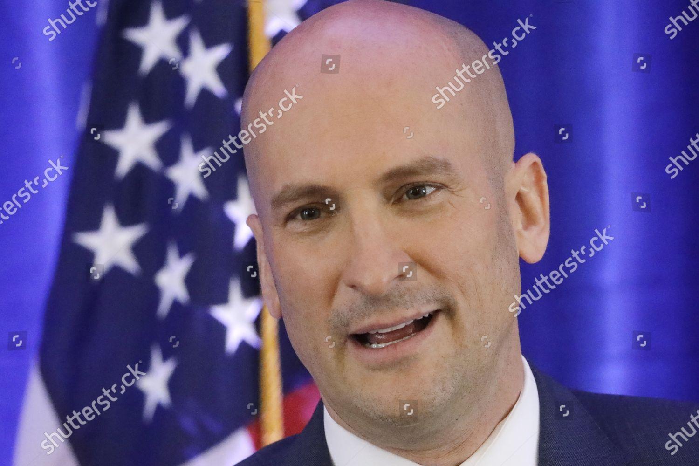 Stock photo of Election 2020 Governor, Salt Lake City, United States - 17 Jan 2020