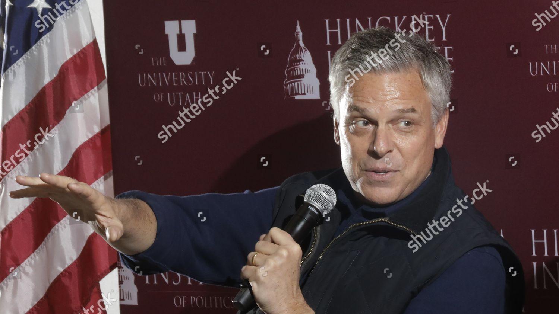 Stock photo of Election 2020 Governor, Salt Lake City, United States - 06 Dec 2019