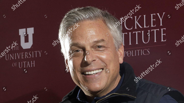 Stock photo of Election 2020 Governor, Salt Lake City, United States - 05 Dec 2019