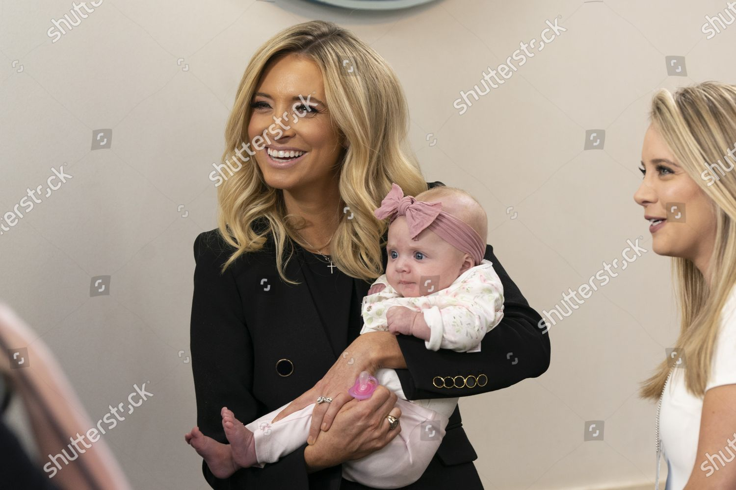 White House Press Secretary Kayleigh Mcenany Poses Editorial Stock Photo Stock Image Shutterstock