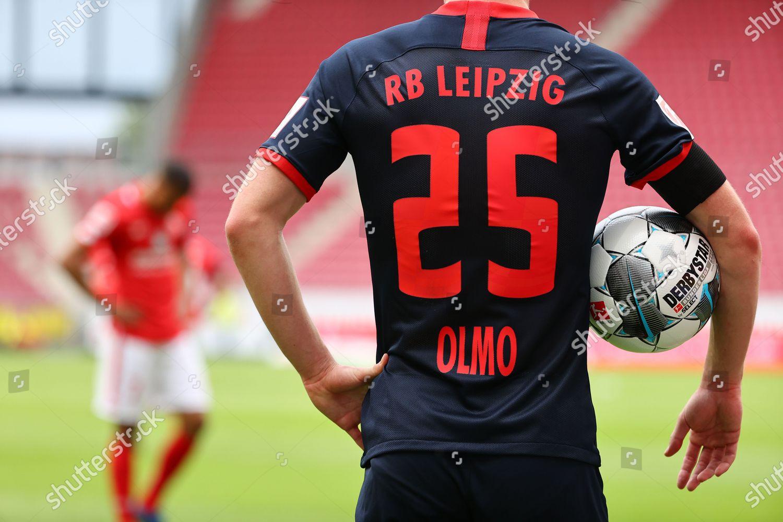 Rb Leipzigs Dani Olmo During German Bundesliga Editorial Stock Photo Stock Image Shutterstock